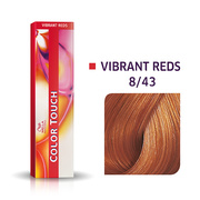 Color Touch 8/43 Light Blonde/Red Gold Demi-Permanent