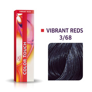 Color Touch 3/68 Dark Brown/Violet Pearl Demi-Permanent