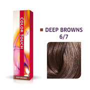 Color Touch 6/7 Dark Blonde/Brown Demi-Permanent