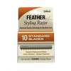 Feather Razor Replacement Blades - 1 Pack of 10 Blades
