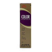 Color Perfect 4A Medium Ash Brown Permanent Creme Gel Haircolor
