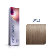 Illumina Color 8/13 Light Blonde Ash Gold Permanent Hair Color