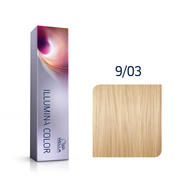 Illumina Color 9/03 Very Light Natural Gold Blonde Permanent Hair Color
