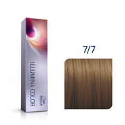 Illumina Color 7/7 Medium Brown Blonde Permanent Hair Color