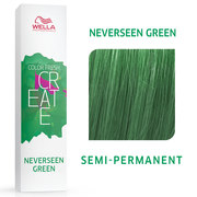 Color Fresh CREATE NEVERSEEN GREEN