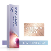 Illumina OPAL-ESSENCE Platinum Lily Permanent Creme Hair Color
