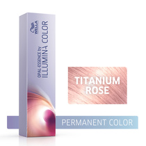 Illumina OPAL-ESSENCE Titanium Rose Permanent Creme Hair Color