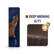 Koleston Perfect 6/71 ME+ Dark Blonde/Brown Ash Permanent
