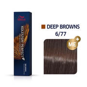 Koleston Perfect 6/77 ME+ Dark Blonde/Brown Brown Permanent