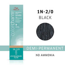 Color Charm Demi-Permanent 1N Black