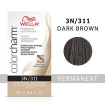 Color Charm Liquid 3N Dark Brown