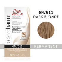 Color Charm Liquid 6N Dark Blonde