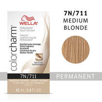 Color Charm Liquid 7N Medium Blonde