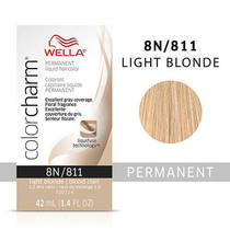 Color Charm Liquid 8N Light Blonde