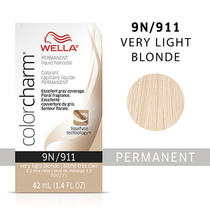 Color Charm Liquid 9N Very Light Blonde