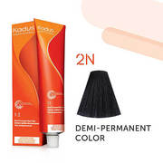 2N Black Demi-Permanent