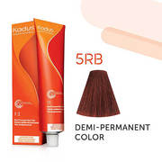 5RB Light Burnette Red Brown Demi-Permanent
