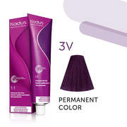3V Dark Brunette Violet Permanent