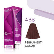 4BB Medium Brunette Intense Brown Permanent