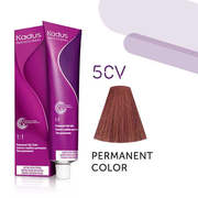 5CV Light Brunette Copper Violet Permanent