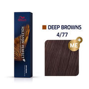 Koleston Perfect 4/77 Medium Brown/Brown Brown Permanent